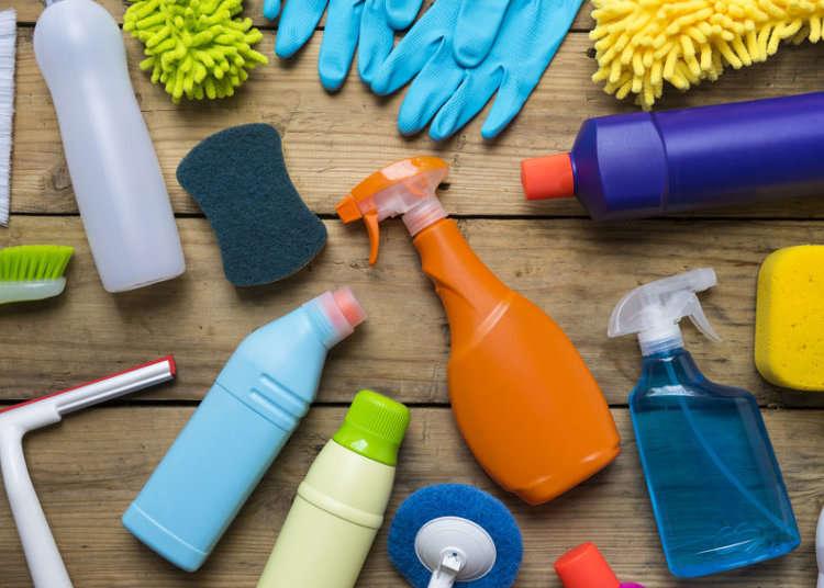 新年を迎える行事:大掃除