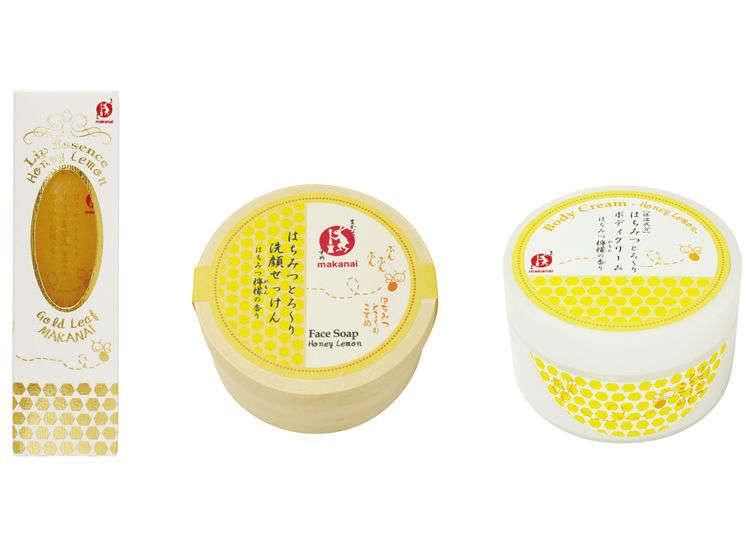 粘稠的蜂蜜柠檬化妆品,令您的肌肤冬季里依然柔嫩润泽富有弹性