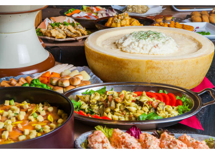 Gourmet Trend: Indulge in Delicious Cheese at Daiichi no Okurimono's All-You-Can-Eat Cheese Buffet!