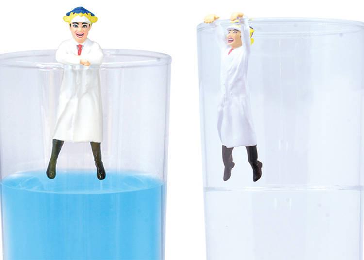 Fancy up your Drinks with Sakana-kun