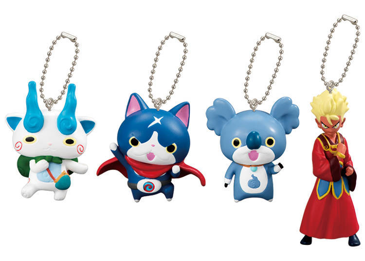 The Yo-kai Watch Dream Swing 02 Brings The Great Adventure of the Flying Whale & the Double World, Nyan!