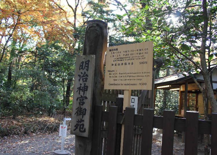Hatsumode Bonus: Visiting the Nearby Power Spot, Kiyomasa Well