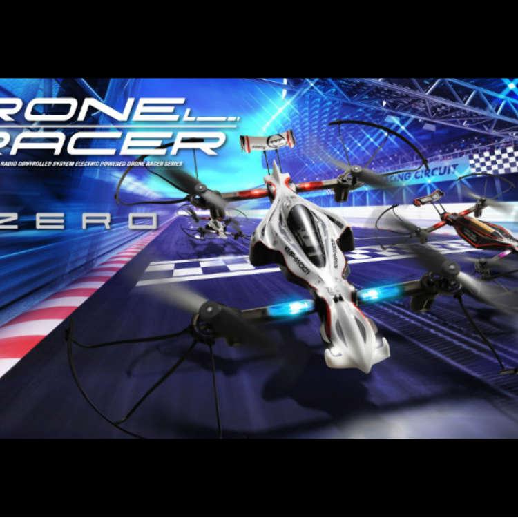 """简直就像遥控车!""""超低空""""飞行的drone(无人机)一下子触手可及!"""