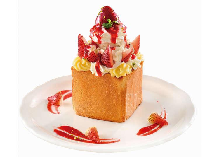 【新作スイーツ】新食感!老舗パンケーキ店が作るハイブリッドスイーツ