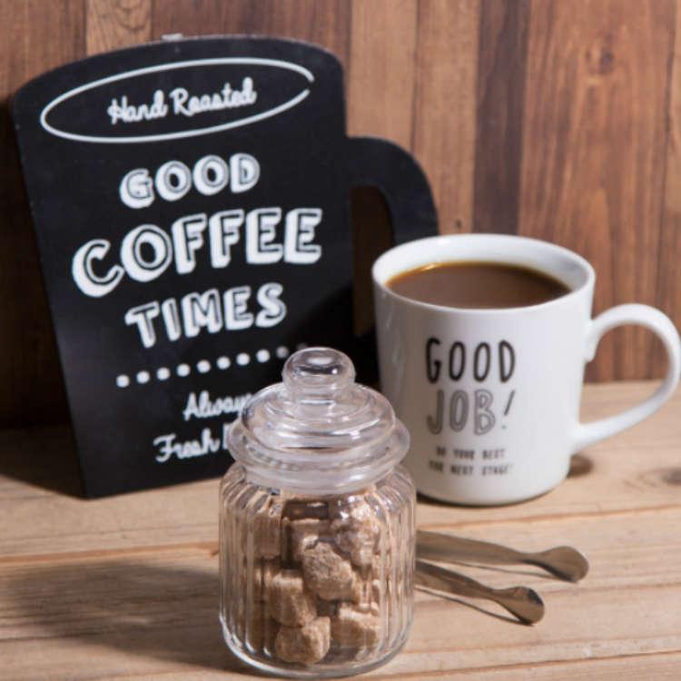 300엔으로 세련되게 커피타임을 즐기고싶다면 3COINS로GO
