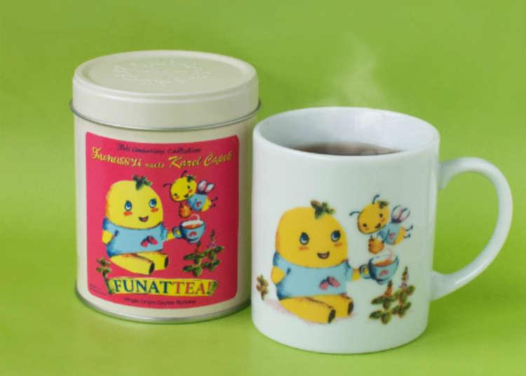 超可爱!治愈系梨妖陪您度过开心红茶时光