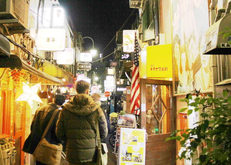 Golden Gai – Shinjuku's Atmospheric Bar Wonderland and the Secrets Behind its Magic