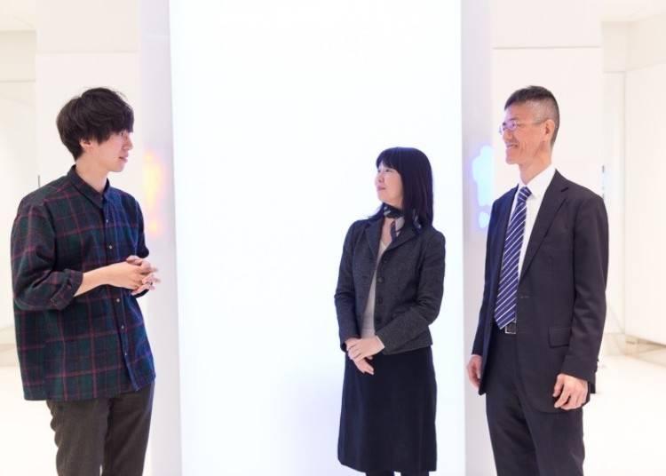 どうして成田空港にTOTOのギャラリーがあるのか