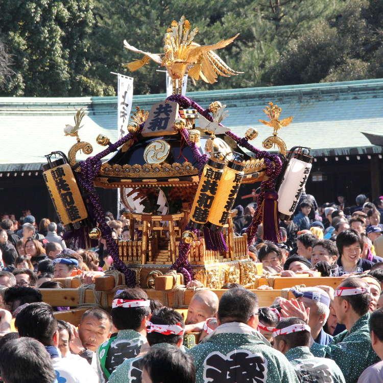 全部免费观览!不可错过的明治神宫全年活动介绍