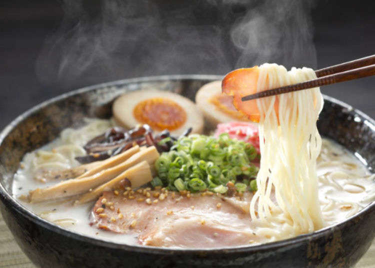 Live Japan Asked: What do Foreigners Dislike Most About Japan's Well-Renowned Ramen?