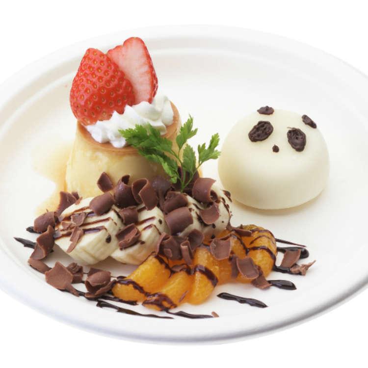 【甜點迷注意】上野限定!銀座Cozy Corner 推出熊猫甜点