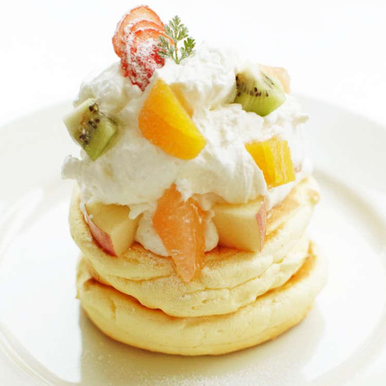 【原宿、表参道】即使排队也要吃到的人气必吃美式松饼!