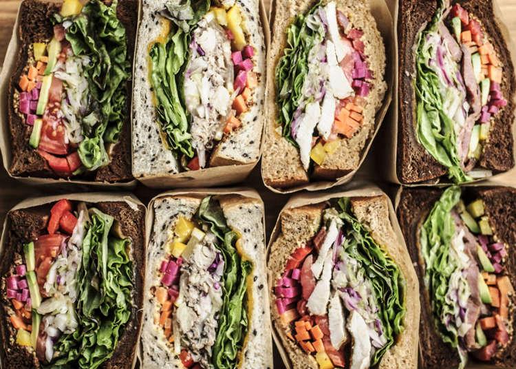 [인기] 도쿄의 샌드위치 맛집 7곳!