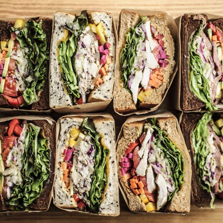 【严选新开张&受瞩目的餐厅】东京的美味三明治店