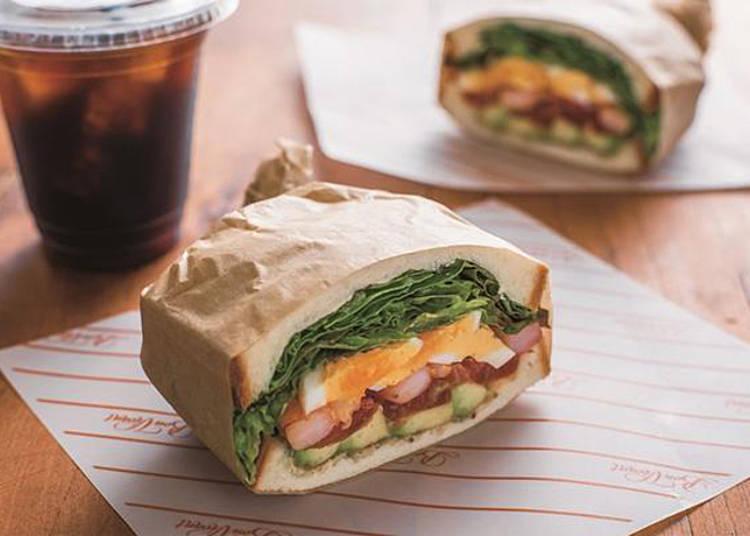 三明治&卷蛋糕专卖店