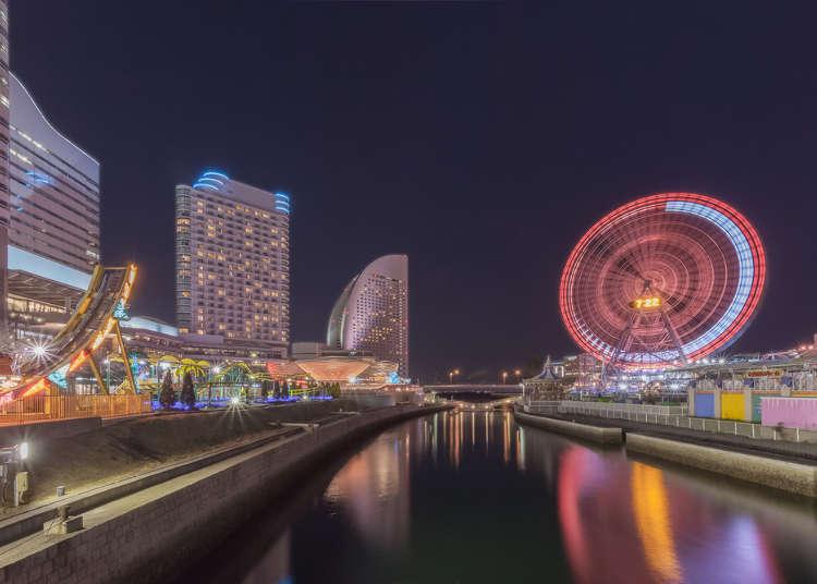 享受橫濱的浪漫夜晚,內行人推薦的3間餐廳