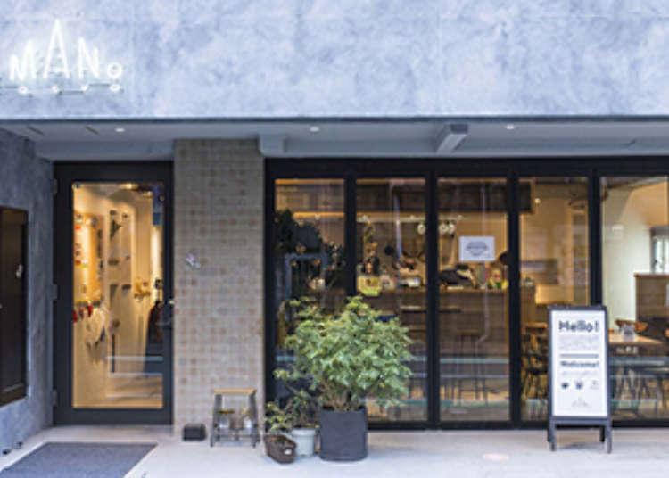 享受吧!一個人的旅行!新宿的時尚青年旅館,住宿一晚3,300JPY起!