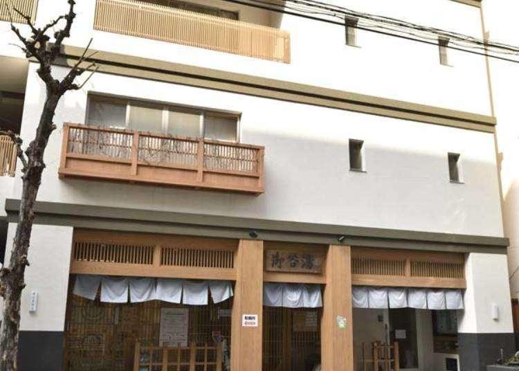 일본의 목욕탕 매니아가 추천하는 도쿄의 목욕탕 - 노천탕에서 스카이트리가 보인다!