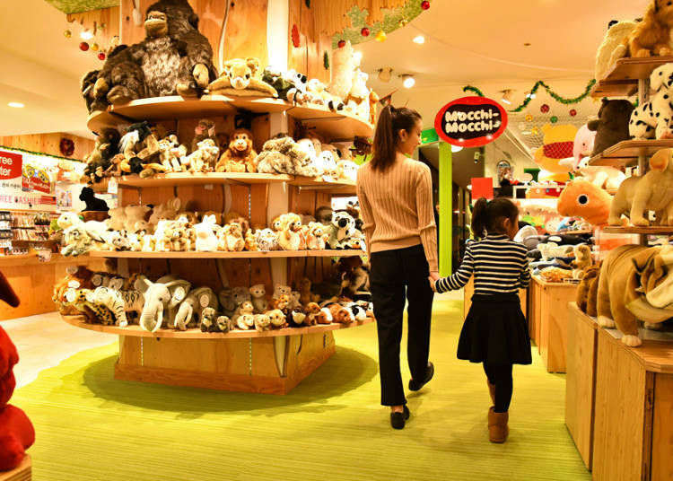 Hakuhinkan Toy Park - Ginza's Amazing Toy Wonderland for Old and Young!