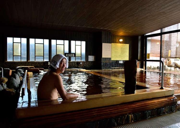 일본의 목욕탕 매니아가 추천하는 도쿄 목욕탕의 클래스!