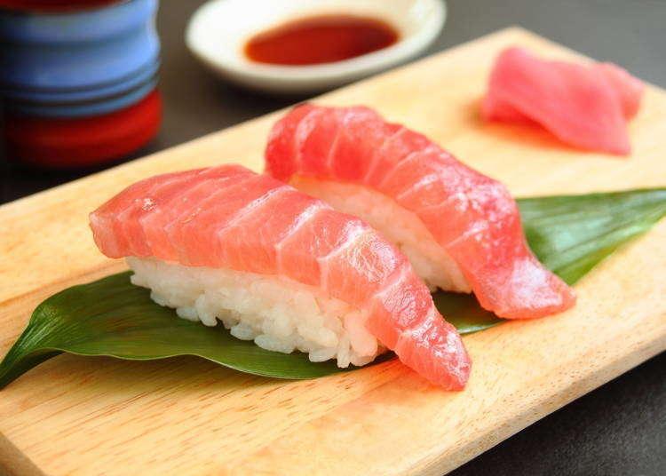 世界が認める日本の寿司だけど外国人に嫌われているネタNo.1は?外国人に聞いてみた!
