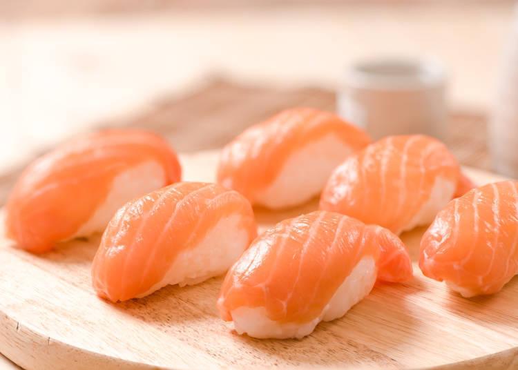マグロと同じくらい人気が高いのは、日本人も大好きなあのネタ!