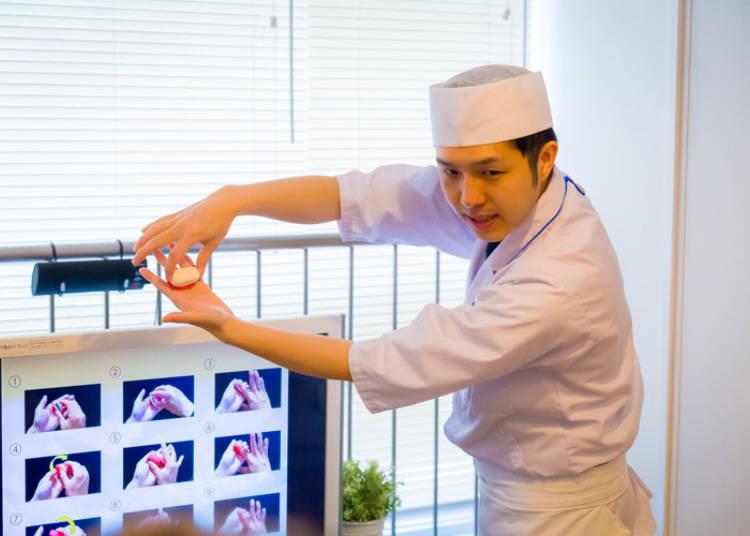 The Tokyo Sushi-Making Tour