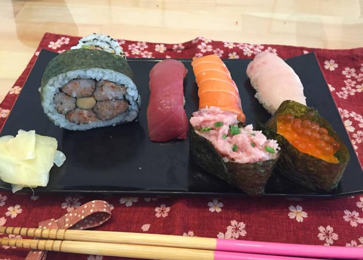 Making Battleship Sushi