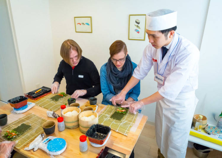 Final Thoughts on the Sushi Making Experience