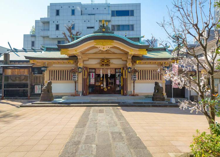 Takanawa Shrine