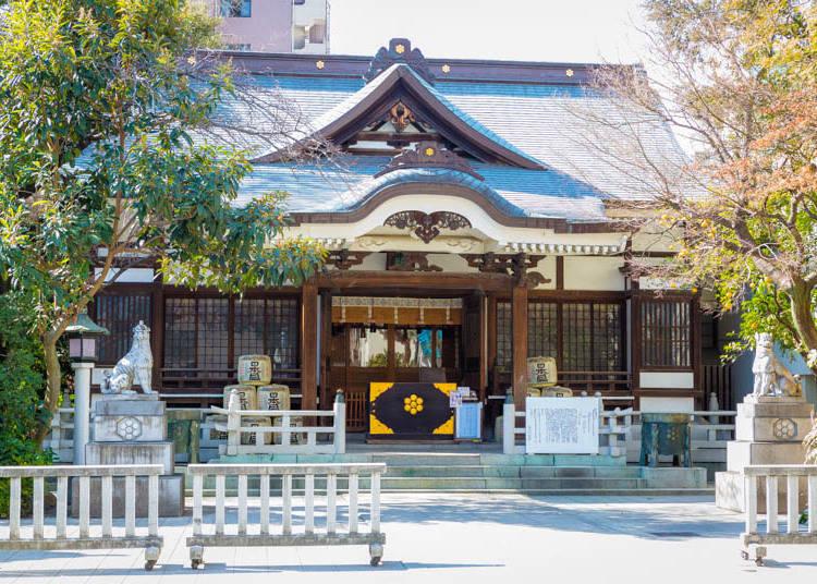 Torikoe Shrine