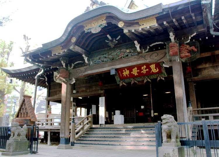 A temple with a unique history