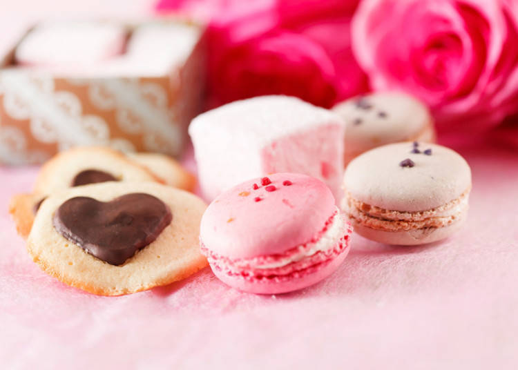 The Sweets of White Day