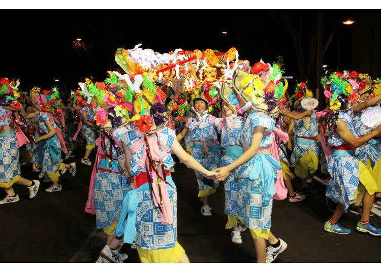 The Aomori Nebuta Festival, Aomori Prefecture