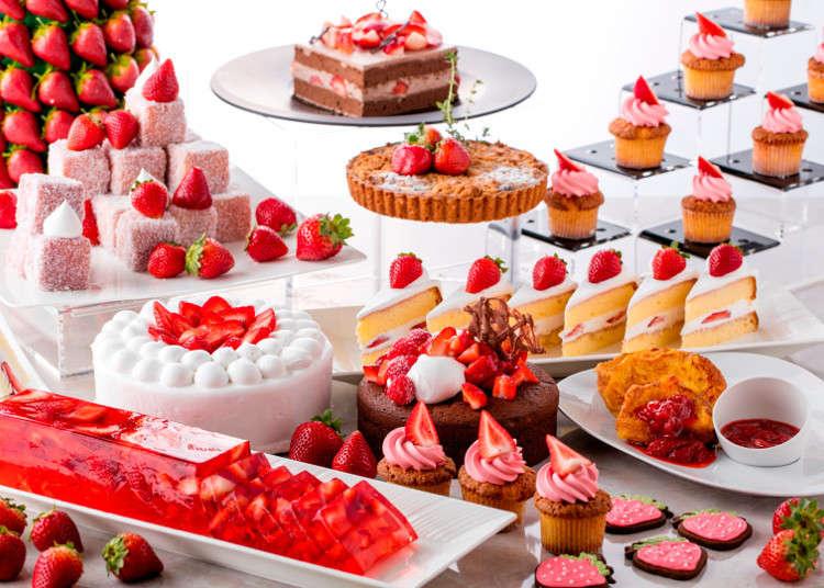 """在小田原希尔顿享受最美味的""""草莓时光""""!"""