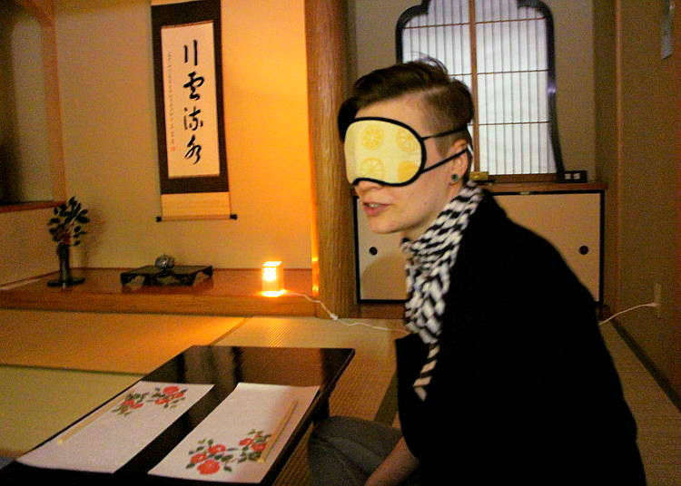 Kurayami Gohan – Experiencing the Dinner in the Dark