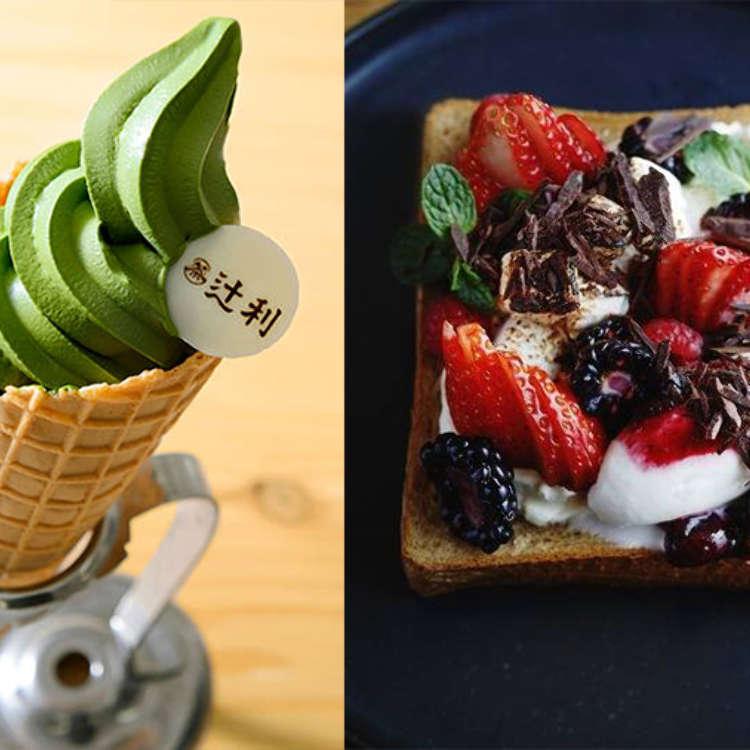 東京新地標最大商業設施銀座GINZA SIX!精選10家必吃甜點咖啡店