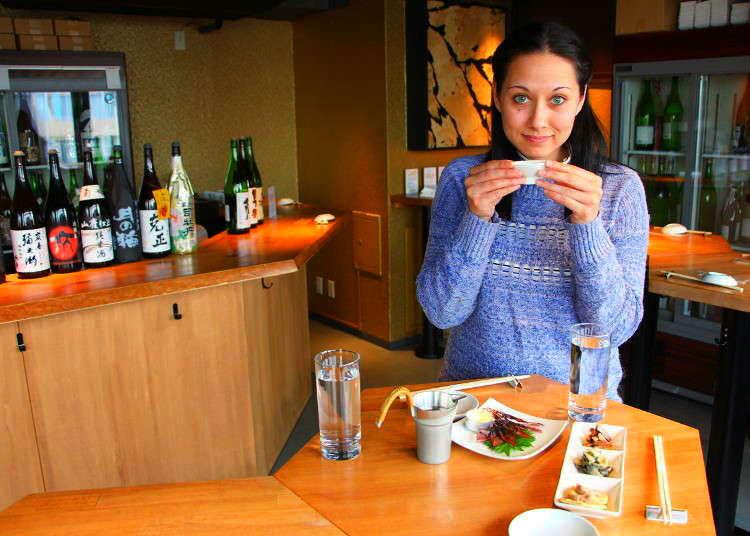 一度はおさえたい!日本酒と日本酒バーの基礎知識