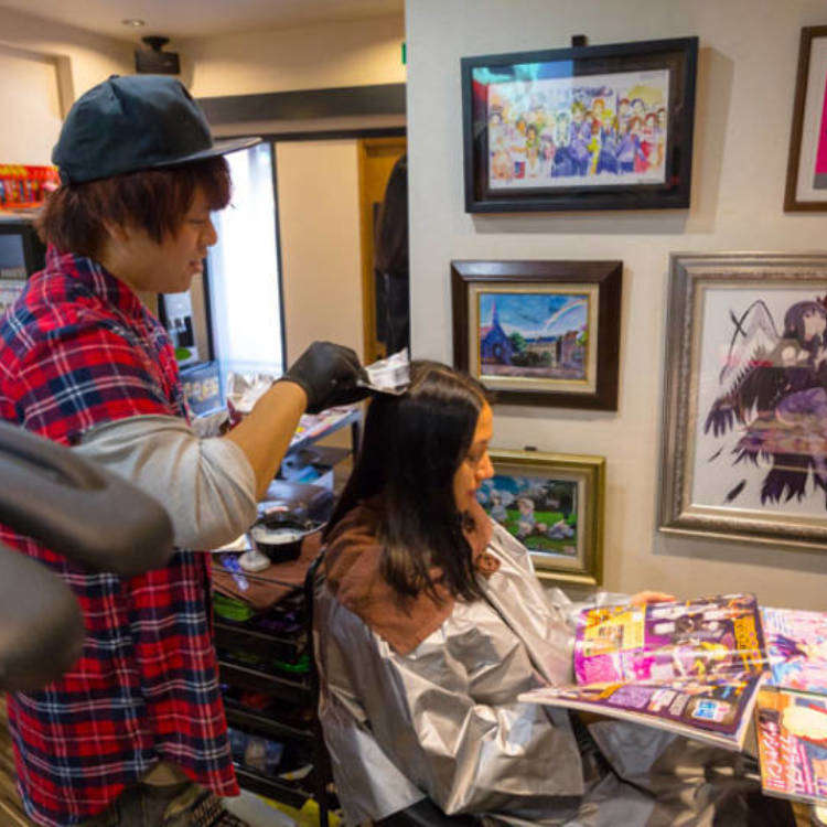 [MOVIE] OFF-KAi!!: A Hair Salon for Anime Fans