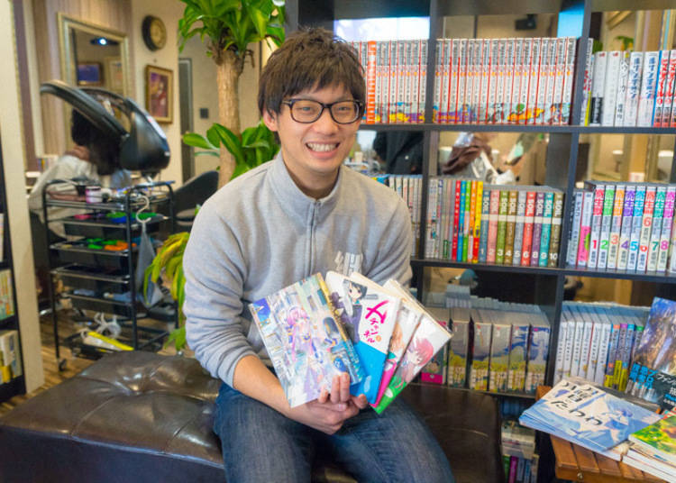 The Man Behind the Scissors: OFFKAi!!'s Creator