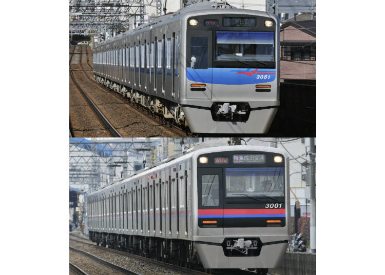 鉄道で人気観光エリアへダイレクトアクセス