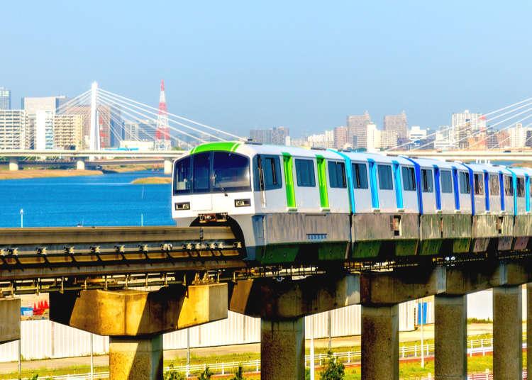 第一次来日本也不用担心!从羽田机场出发到各地的交通路线