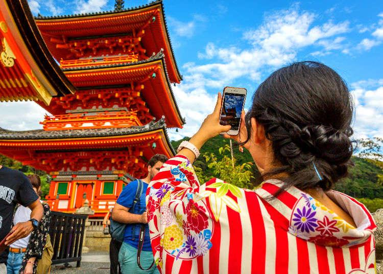 Photo Etiquette in Japan