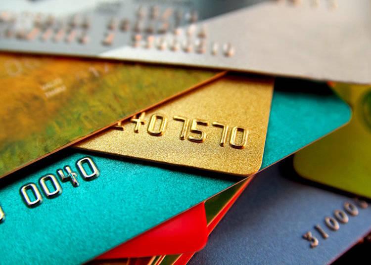 信用卡及借記卡
