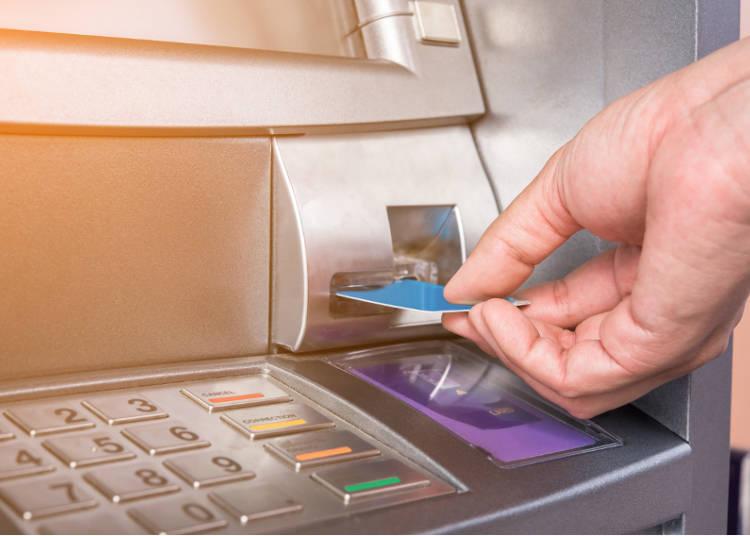 ATM提款