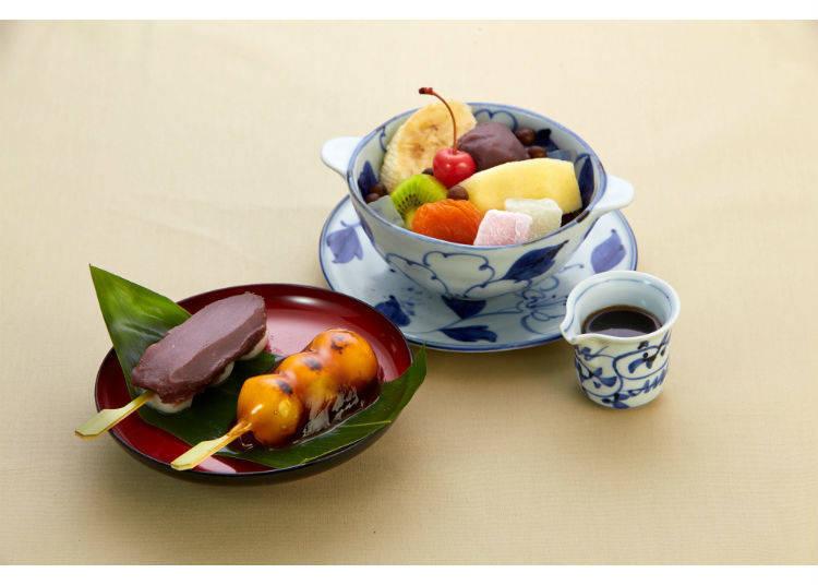 Oiwake Dango – The Most Traditional Dumplings of Shinjuku
