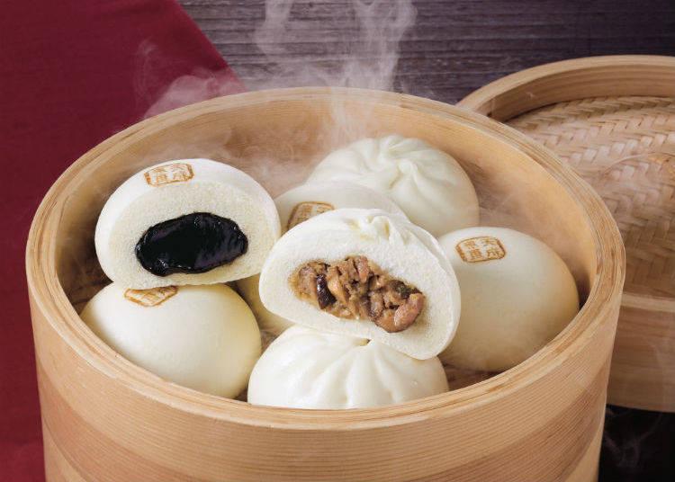 Shinjuku Nakamuraya - Authentic Chinese Dumplings from the Showa Era