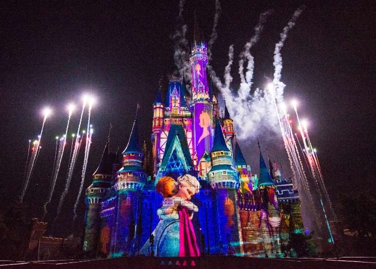 [January 13 - March 17] Anna and Elsa's Frozen Fantasy at Tokyo Disneyland!