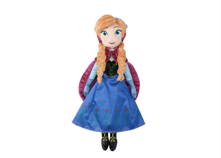 Brand-New Frozen Merchandise of Old Favorites and New Ones!