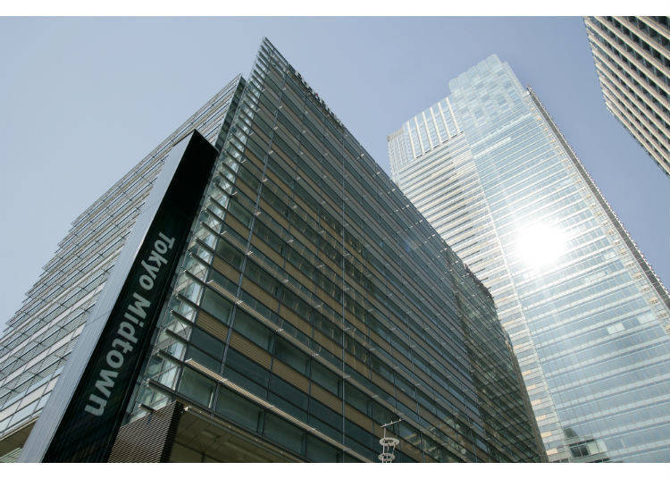 Tokyo Midtown – A Shiny Renewal with Shiny New Shops!